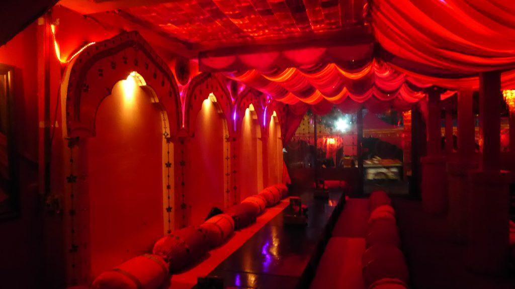 bombay blues indian restaurant in khaosan road bangkok