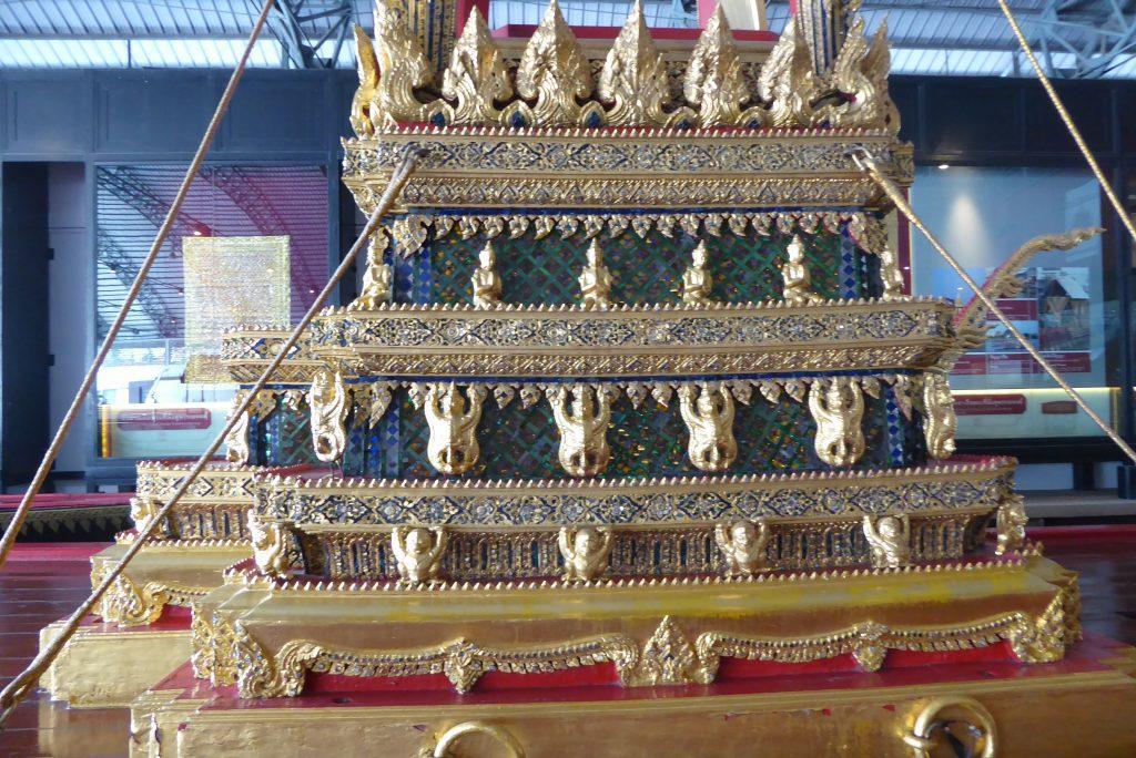 Royal Barge Museum in Bangkok