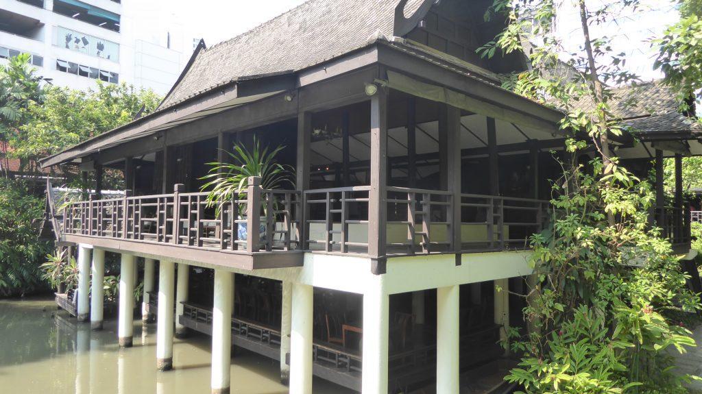 Suan Pakkad Palace in Bangkok