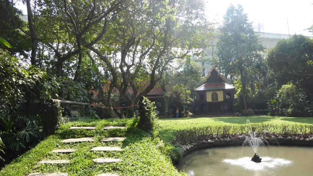 Suan Pakkad Museum in Bangkok