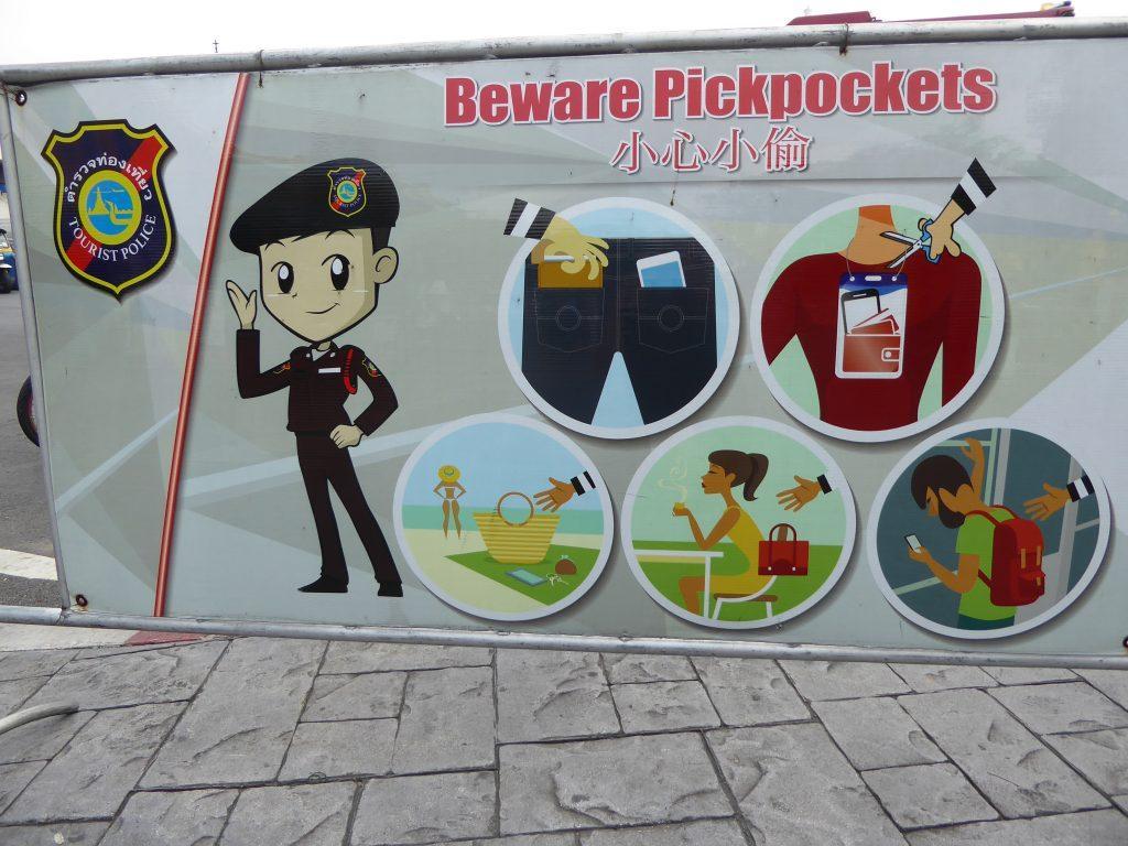 Safety in Bangkok
