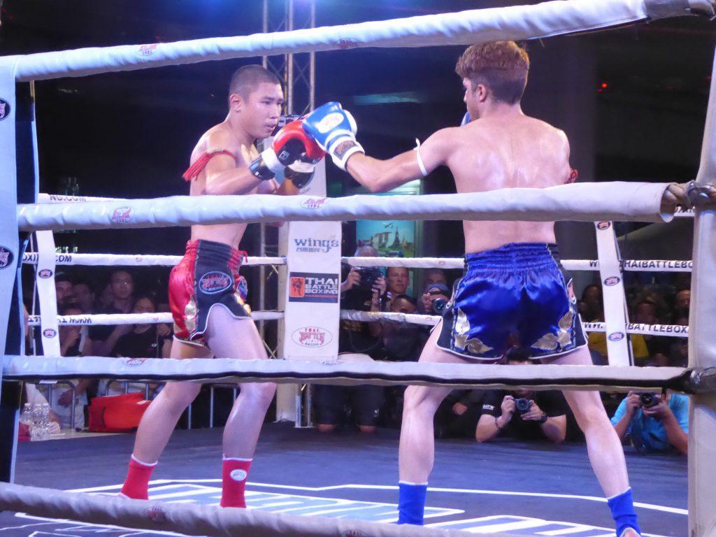 MBK Fight Night | Tourist Bangkok - Free Muay Thai Boxing in Bangkok