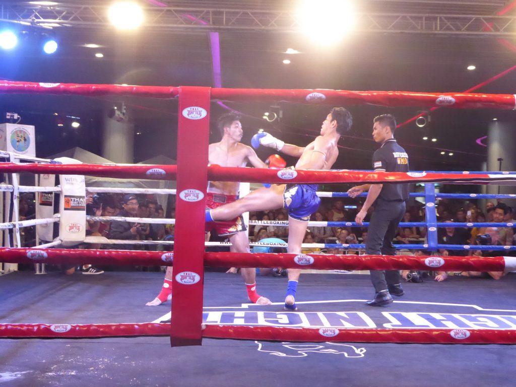Fight Night in Bangkok