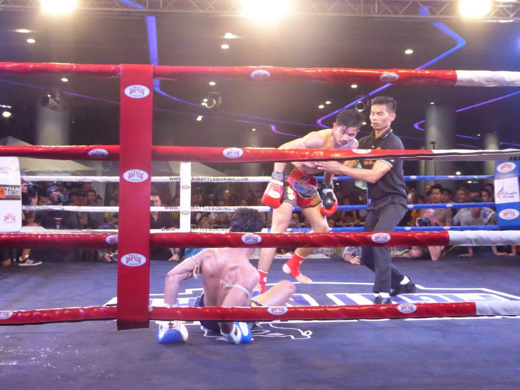 MBK Muay Thai Fight Night in Bangkok