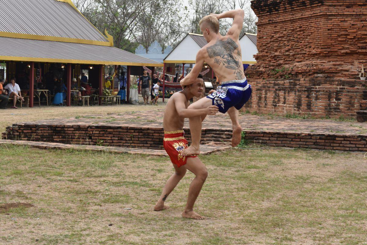 Wai Kru Muay Thai 2019