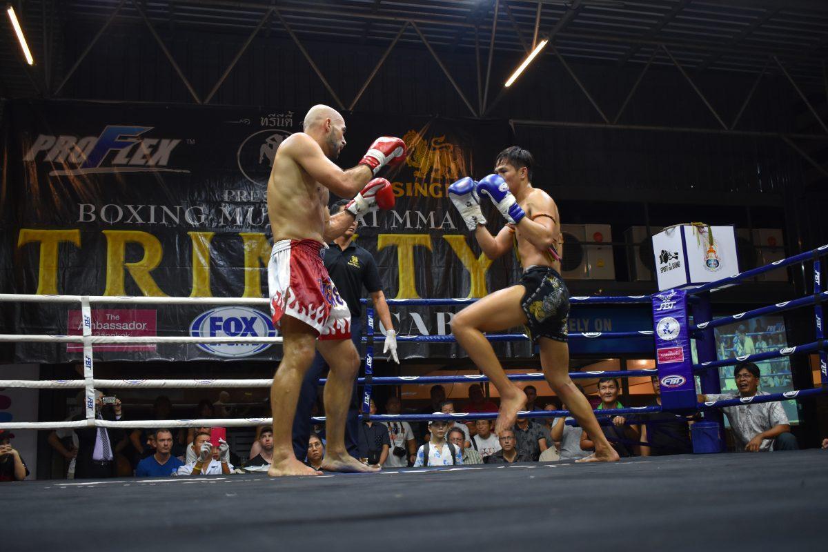 Muay Thai Fight Night