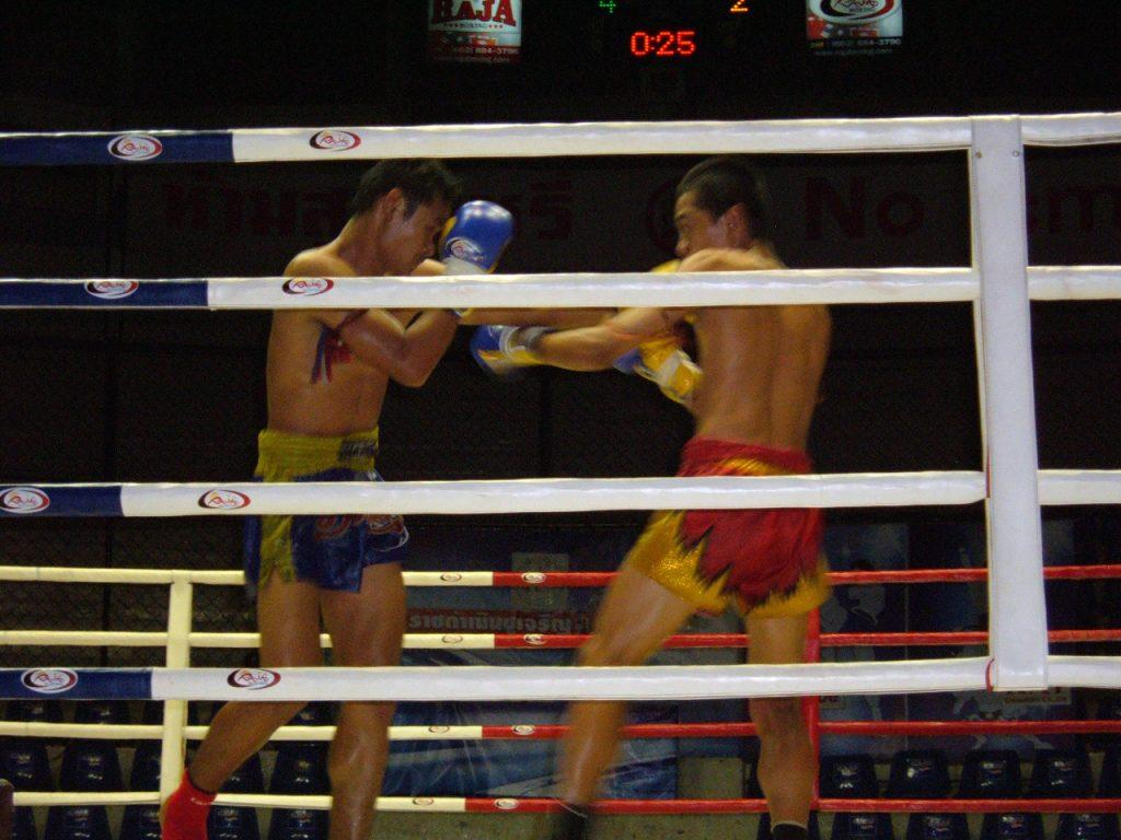 Muay Thai match at Rajadamnern Stadium 2007 05 20 6 1024x768 - Muay Thai Boxing