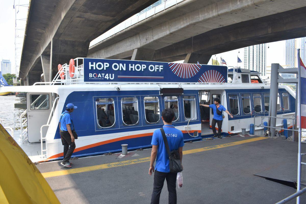 Bangkok River Transport