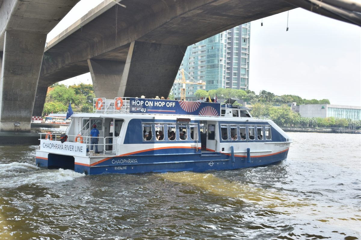 Bangkok River Transport