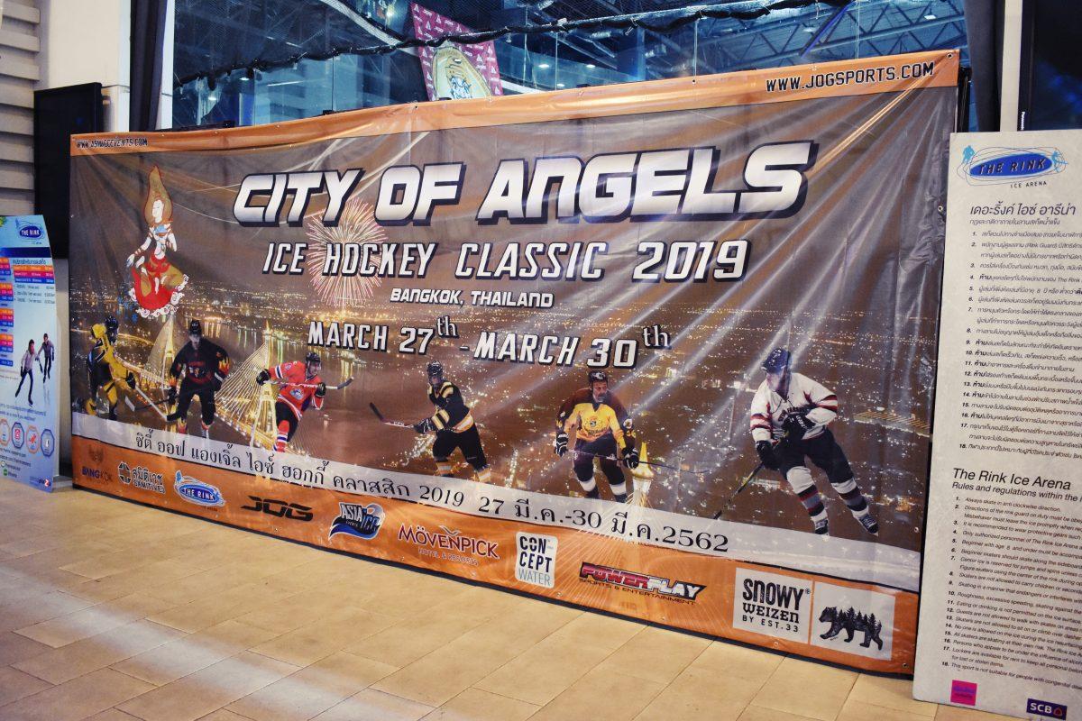 City of Angels Bangkok 2019