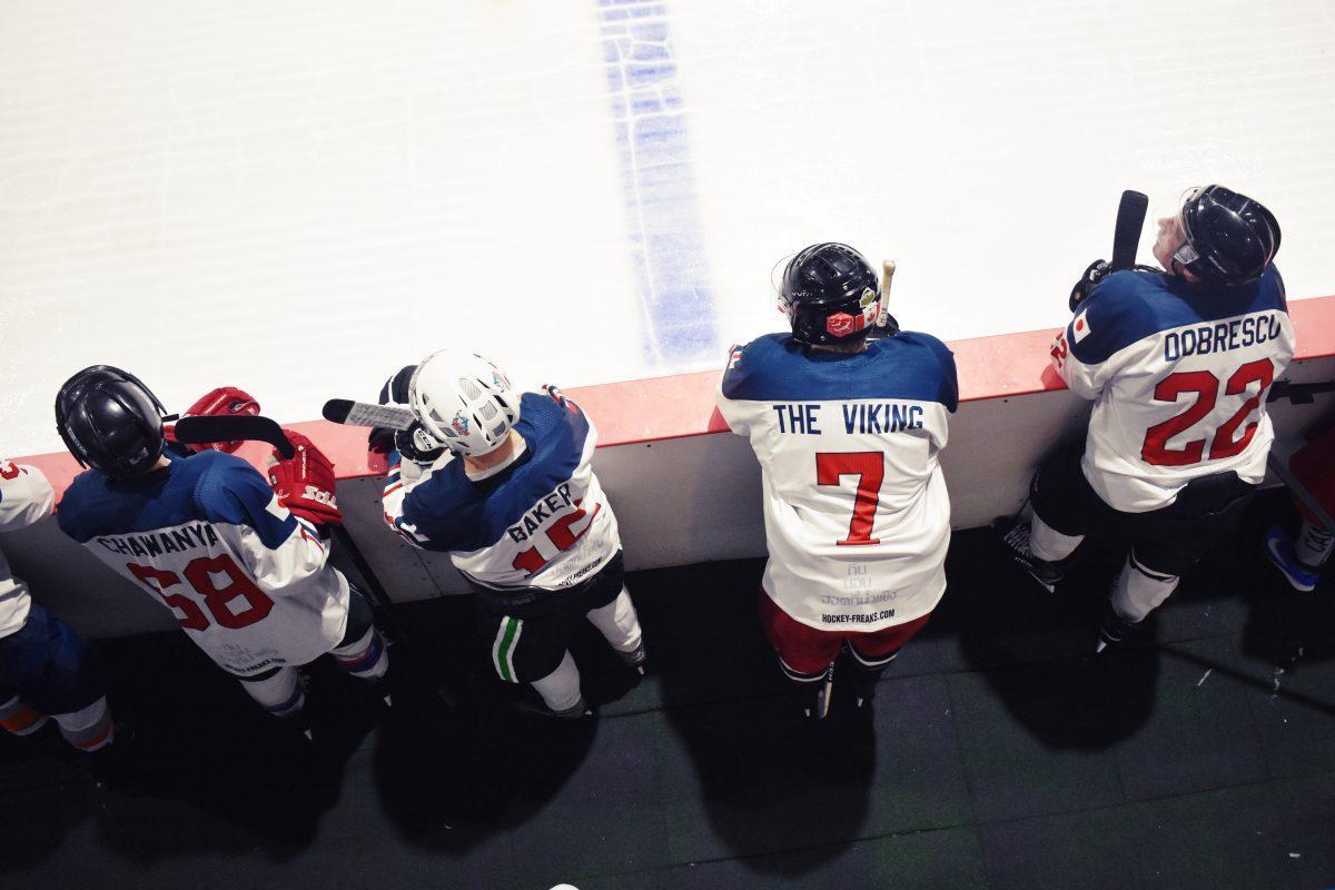 City of Angels Ice Hockey Tournament Bangkok 2019