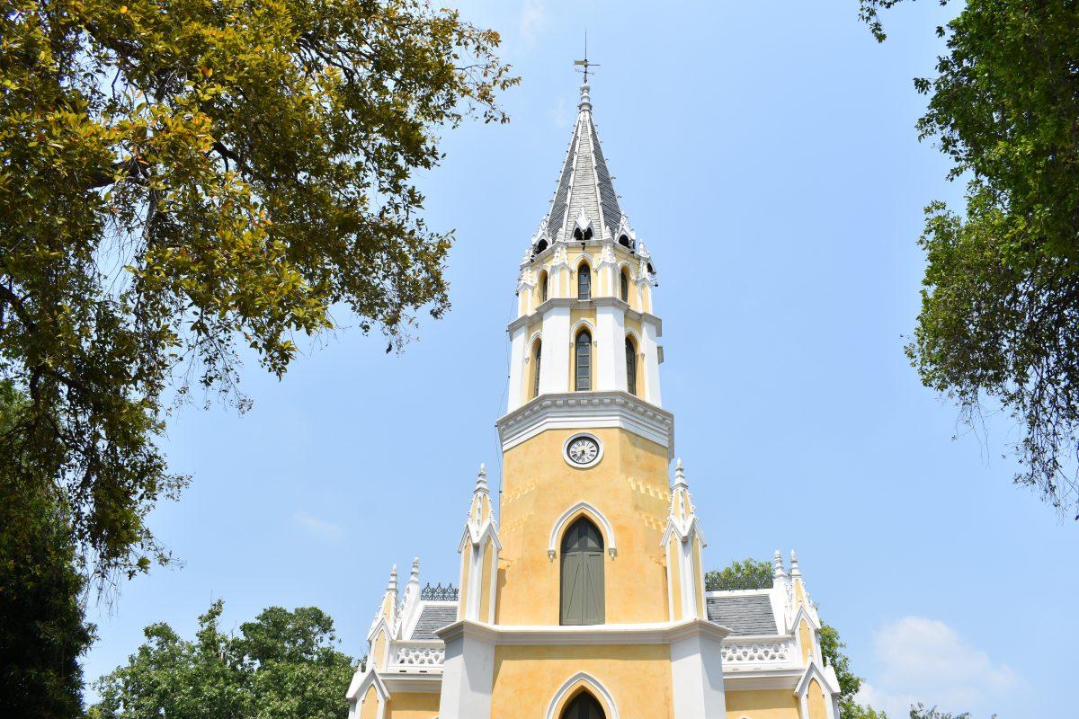 Wat Niwet Thammaprawat Bang Pa-In