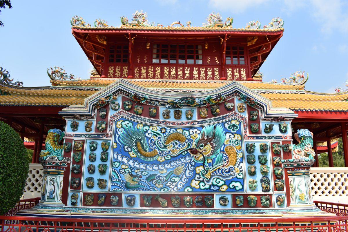 Bang Pa-In Summer Palace