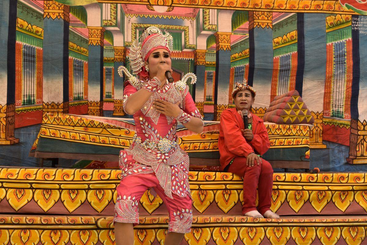 likay show thailand