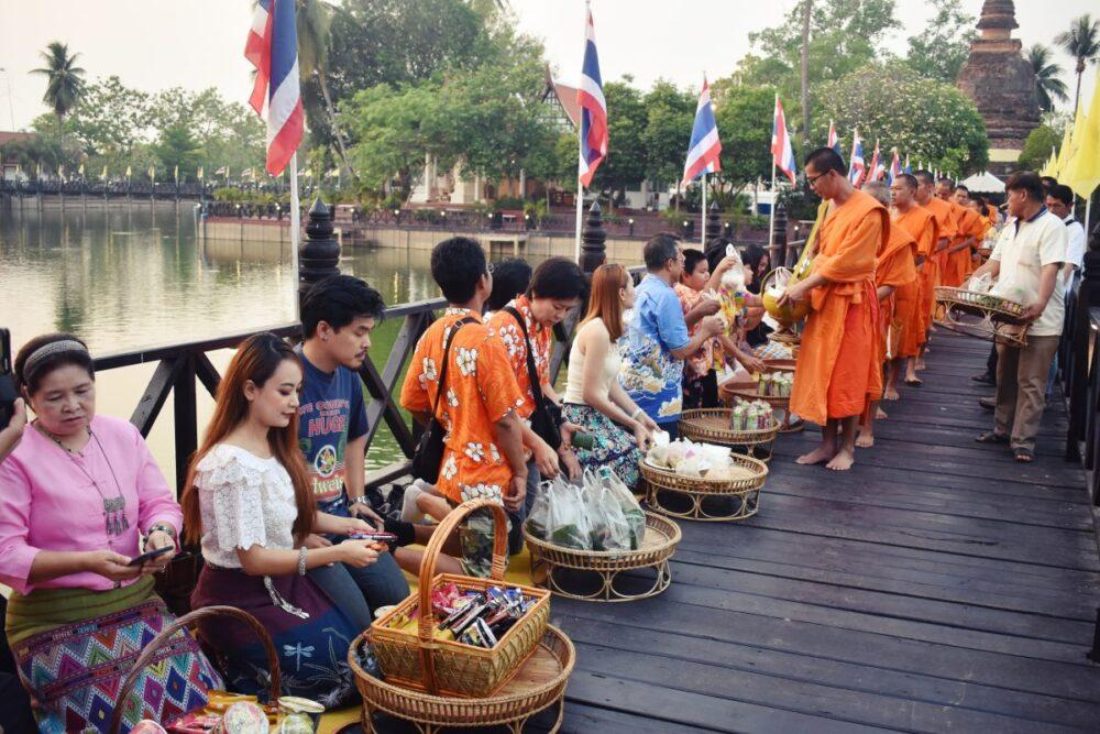 DSC 0123 e1596788135127 - Traditional Thai Songkran 2019