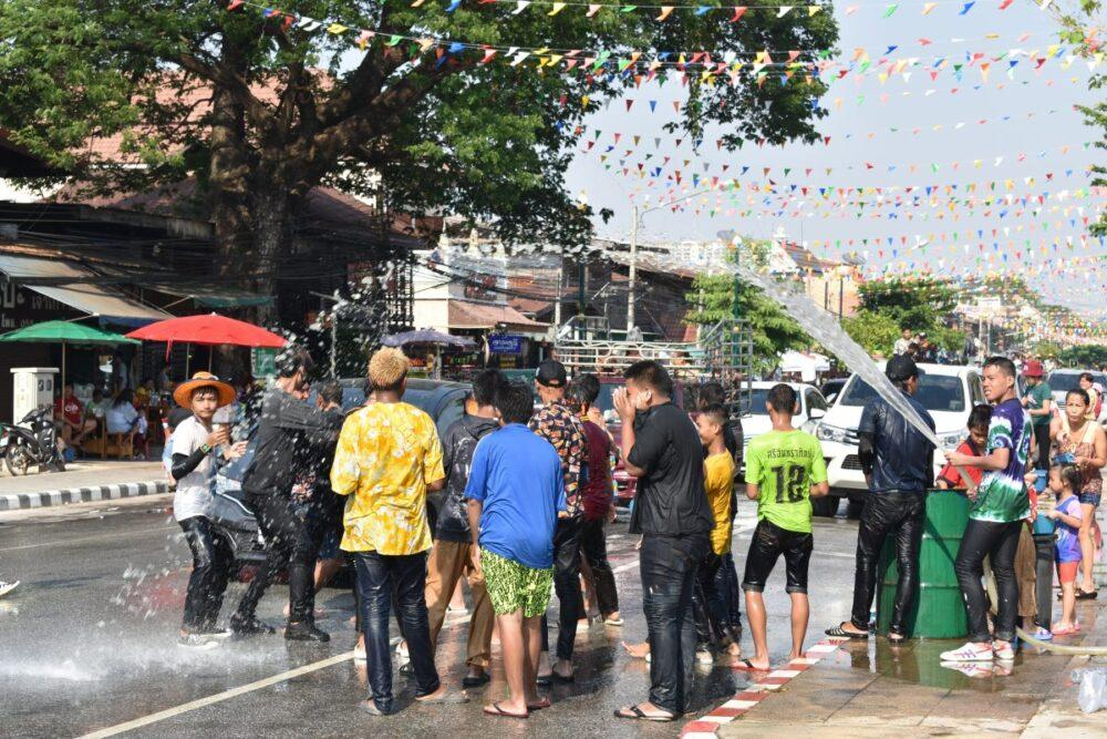 DSC 0435 e1596787743985 - Traditional Thai Songkran 2019