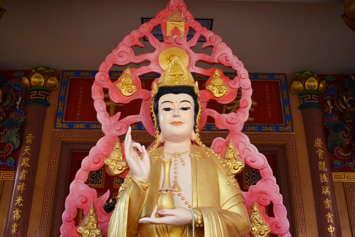Wat Umphai Ratbamrung in Bangkok