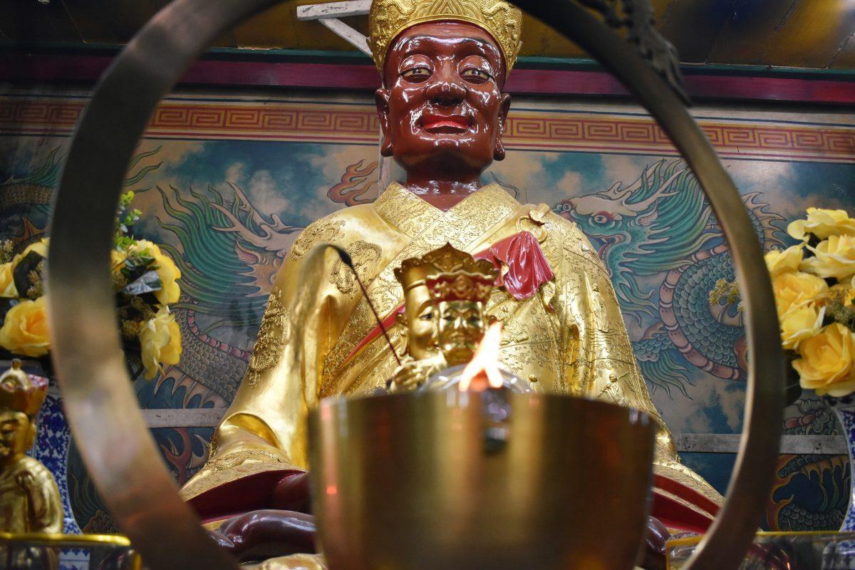 Chinese shrines in Bangkok