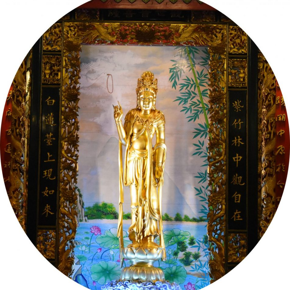Kuan Yin Shrine Bangkok