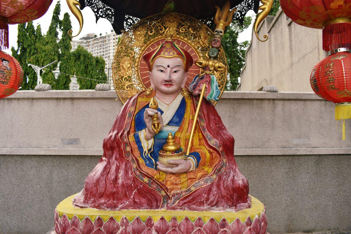 Chinese Temple in Bangkok