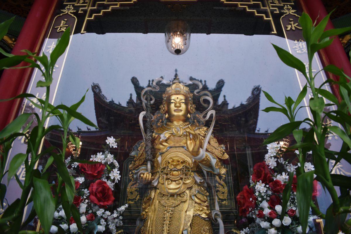 Wat Poe Man Khunaram in Bangkok