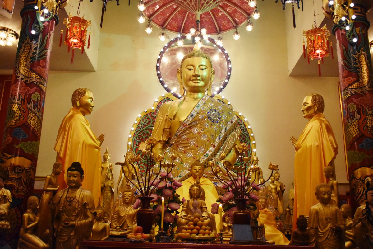 Chinese Temples & Shrines