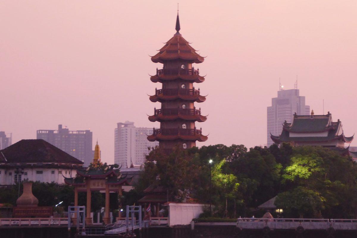 Che Chin Khor Temple in Bangkok