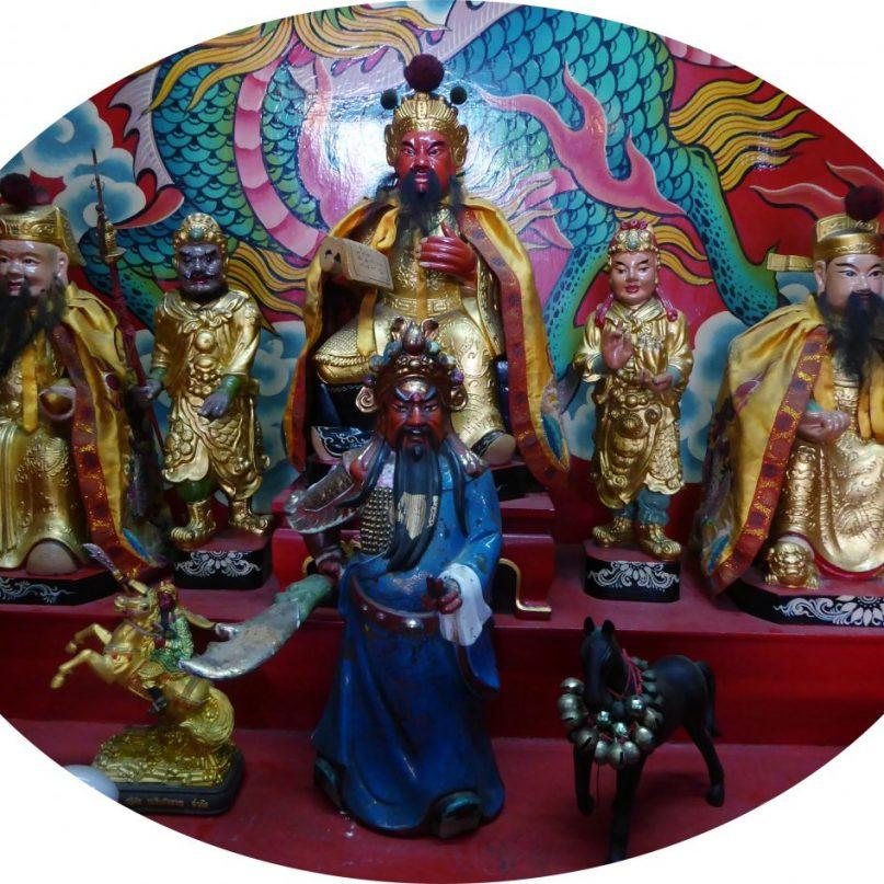 Buai La Shrine Bangkok