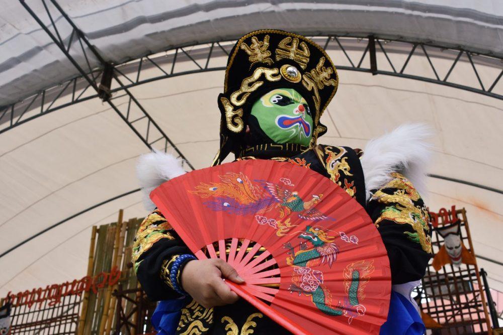Thailand Mask Festival 2019