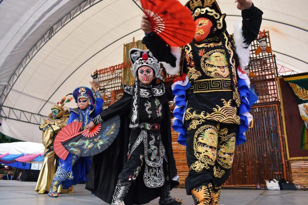 International Mask Fair, Dan Sai 2019