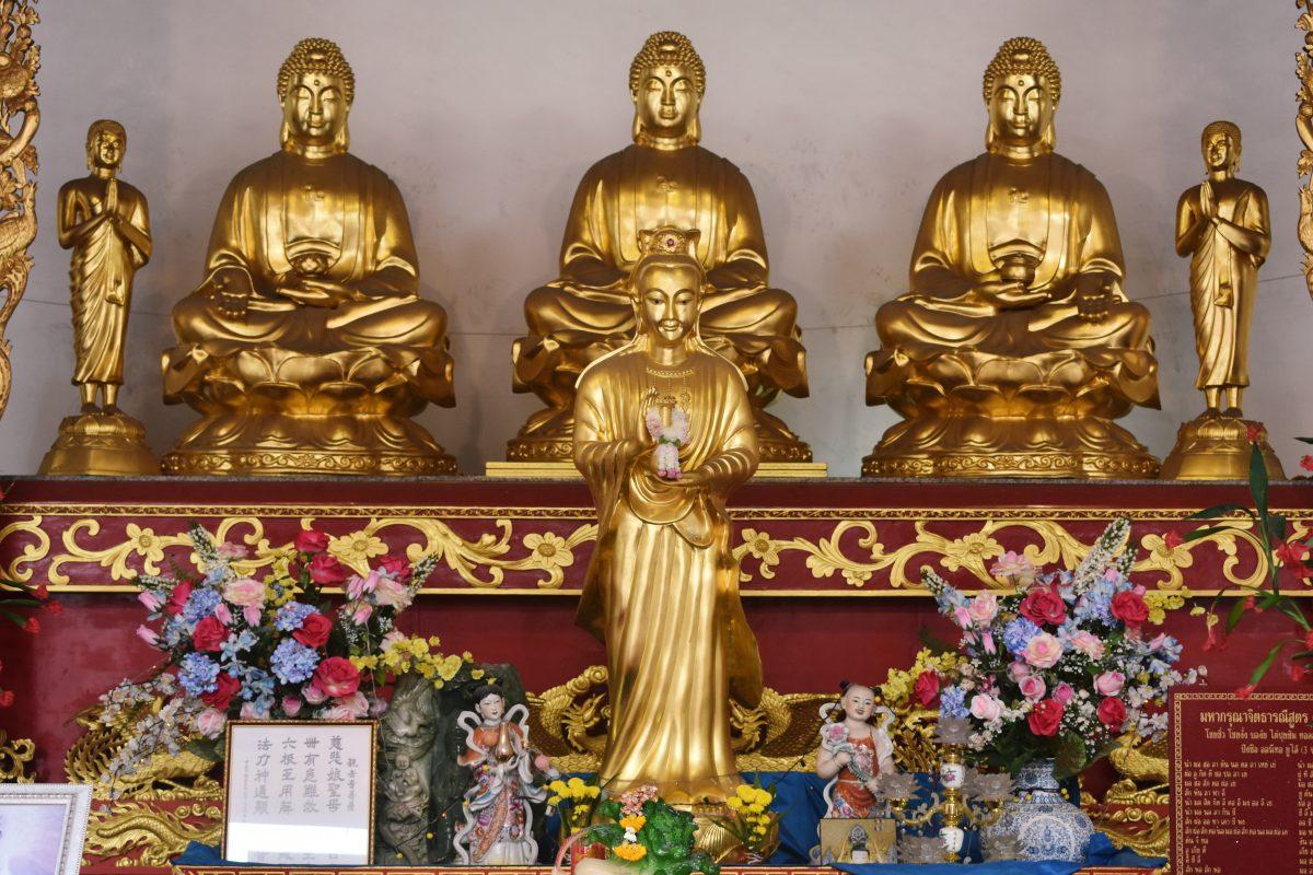 Canton Shrine in Bangkok