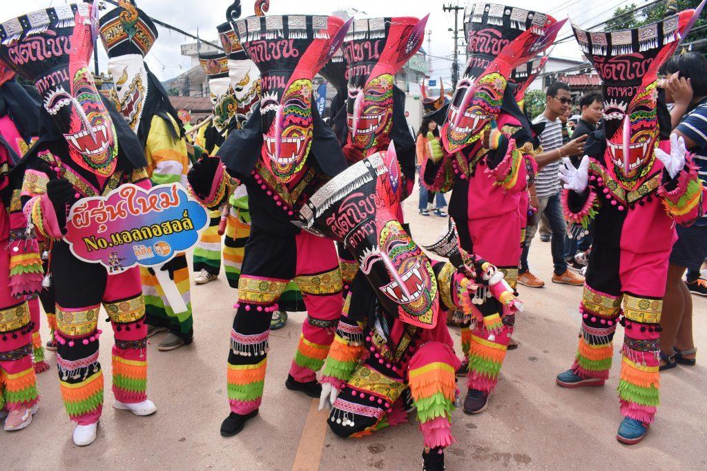 DSC 0433.1 1024x683 - Phi Ta Khon Festival 2020