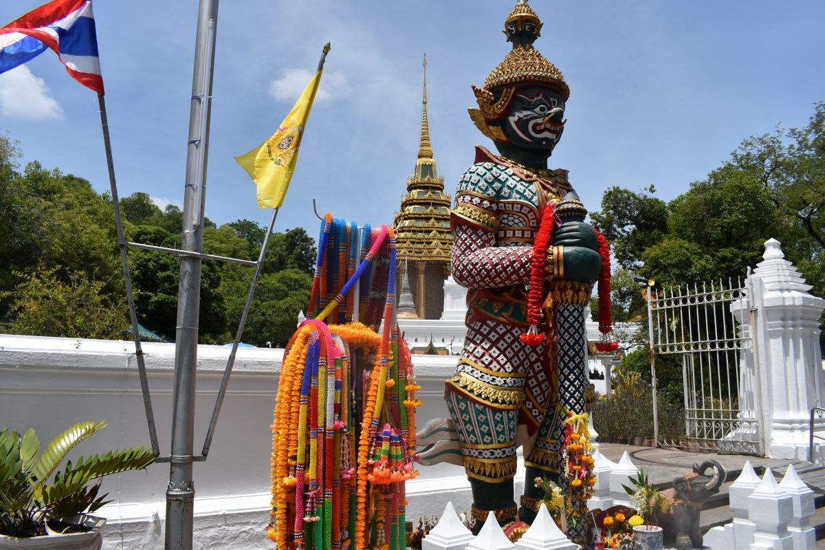 Temples in Saraburi