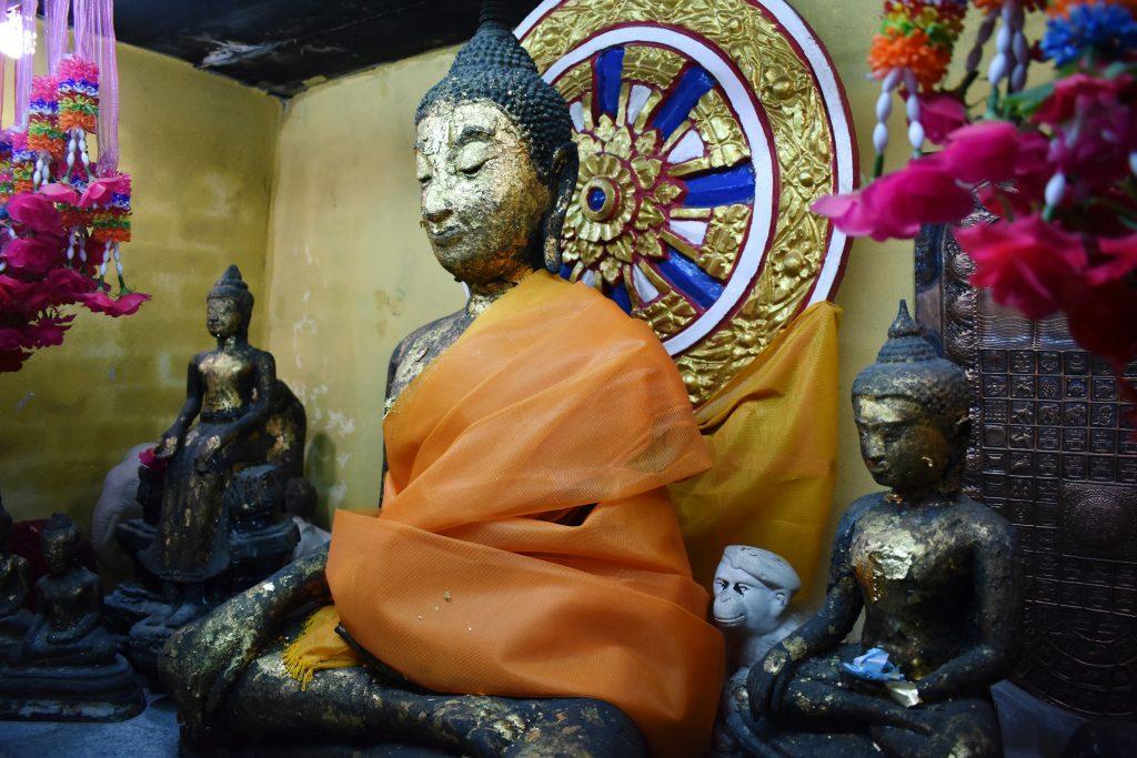 Cave shrine at Wat Phra Phutthabat