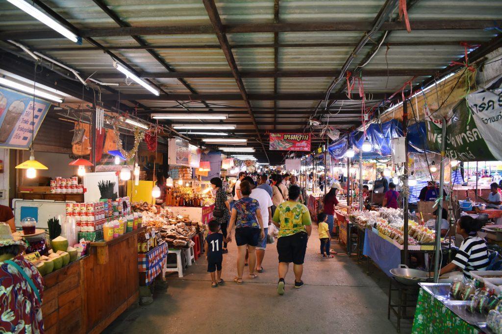 Phra Phutthabat Market