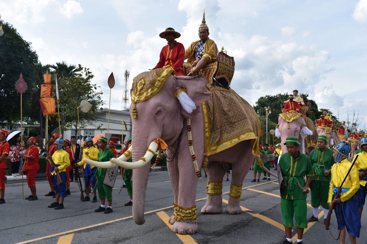Khao Phansa Parade
