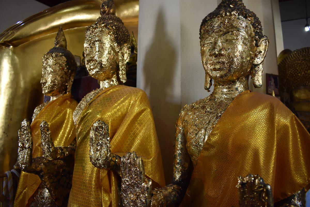 Standing Buddha Images