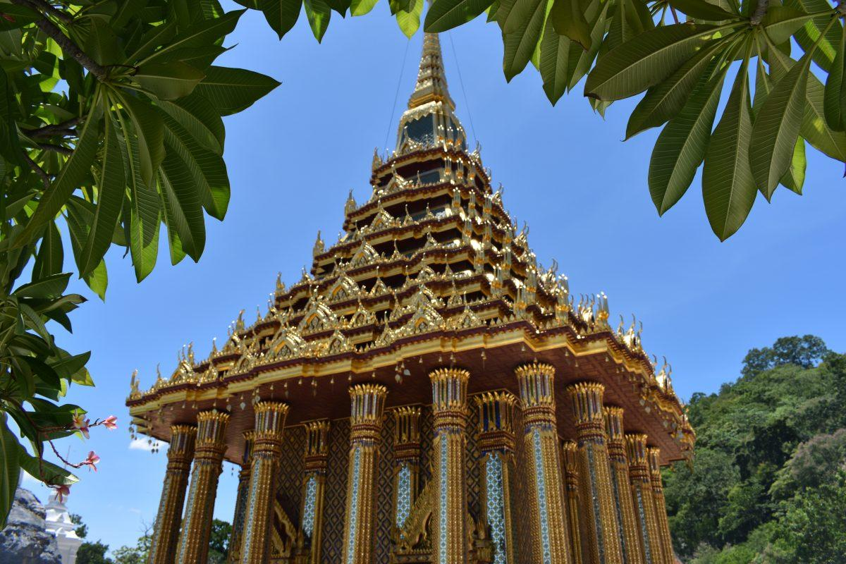 Wat Phra Phutthabat in Saraburi