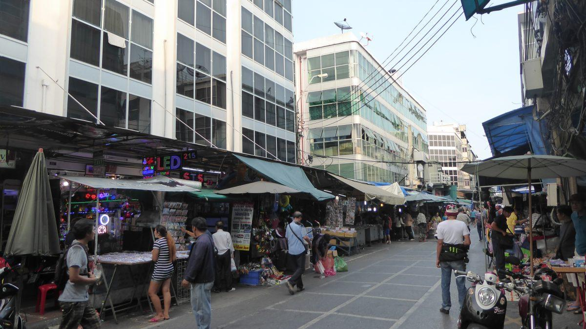 Khlong Thom Market