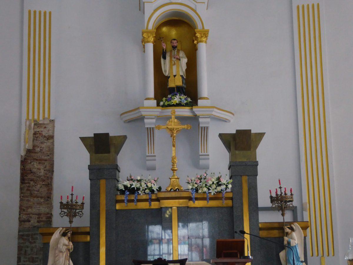 Saint Francis Xavier Church in Bangkok
