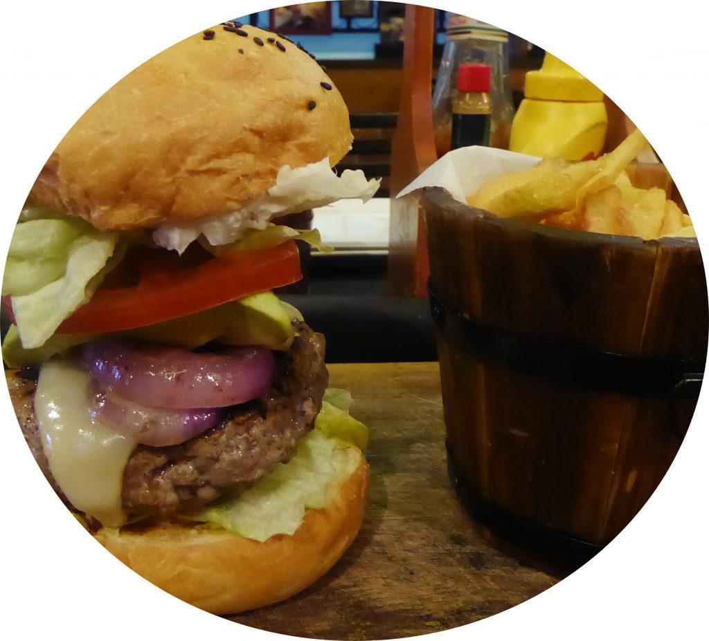 American Food in Bangkok 1024x926 - American & Burgers