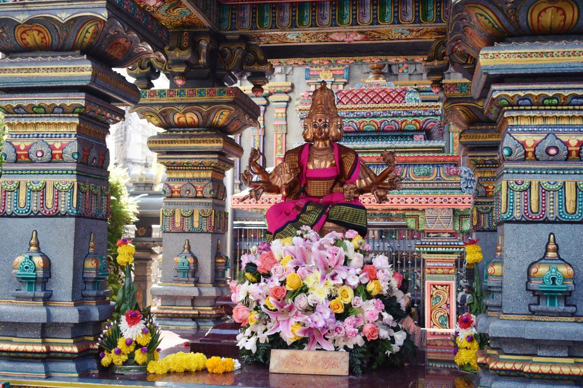 Sri Mahamariamman Temple in Bangkok