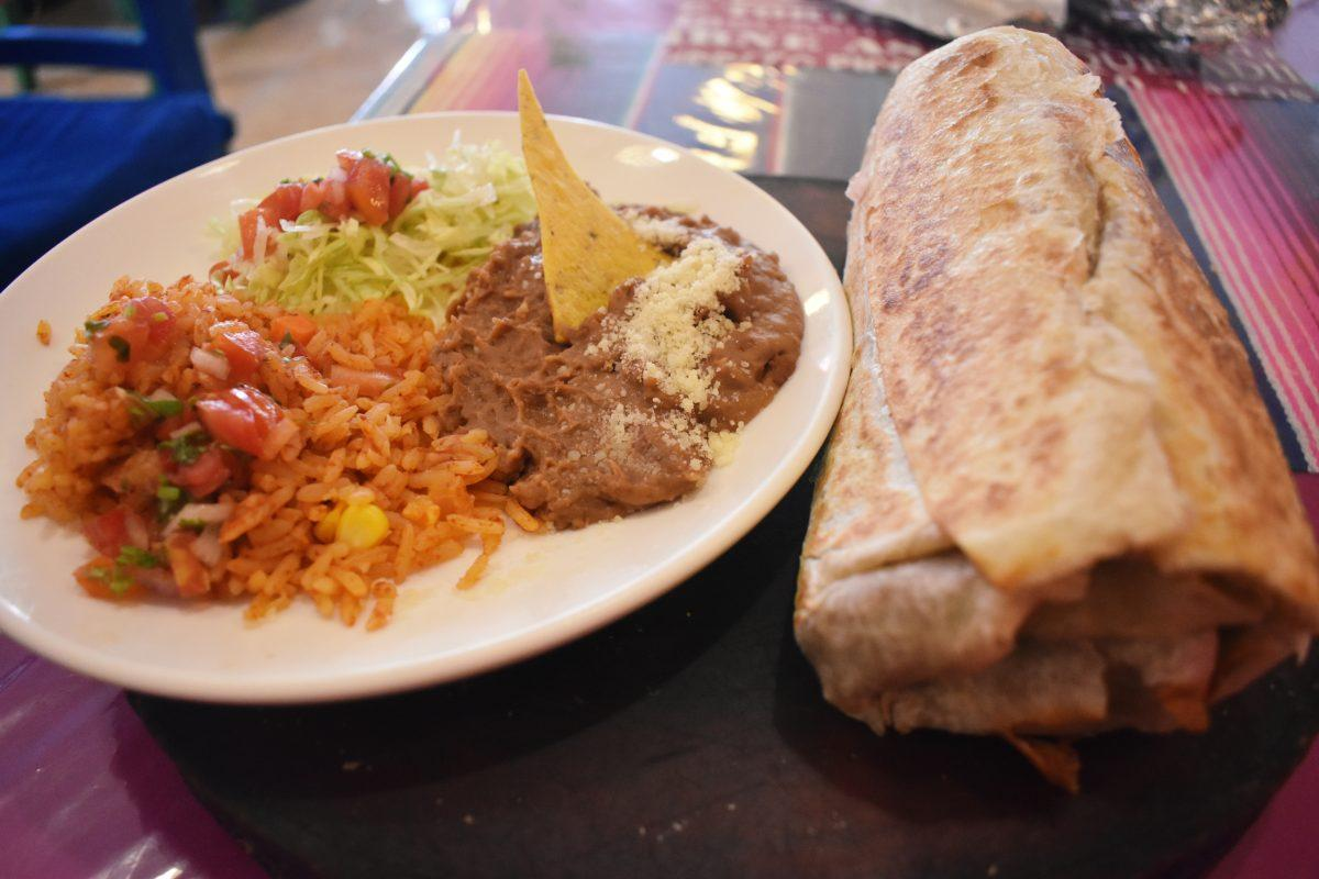Mexican Food in Bangkok - The Best Burrito