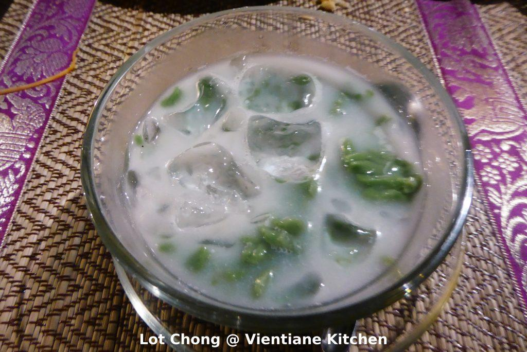 Lot Chong Thai Dessert