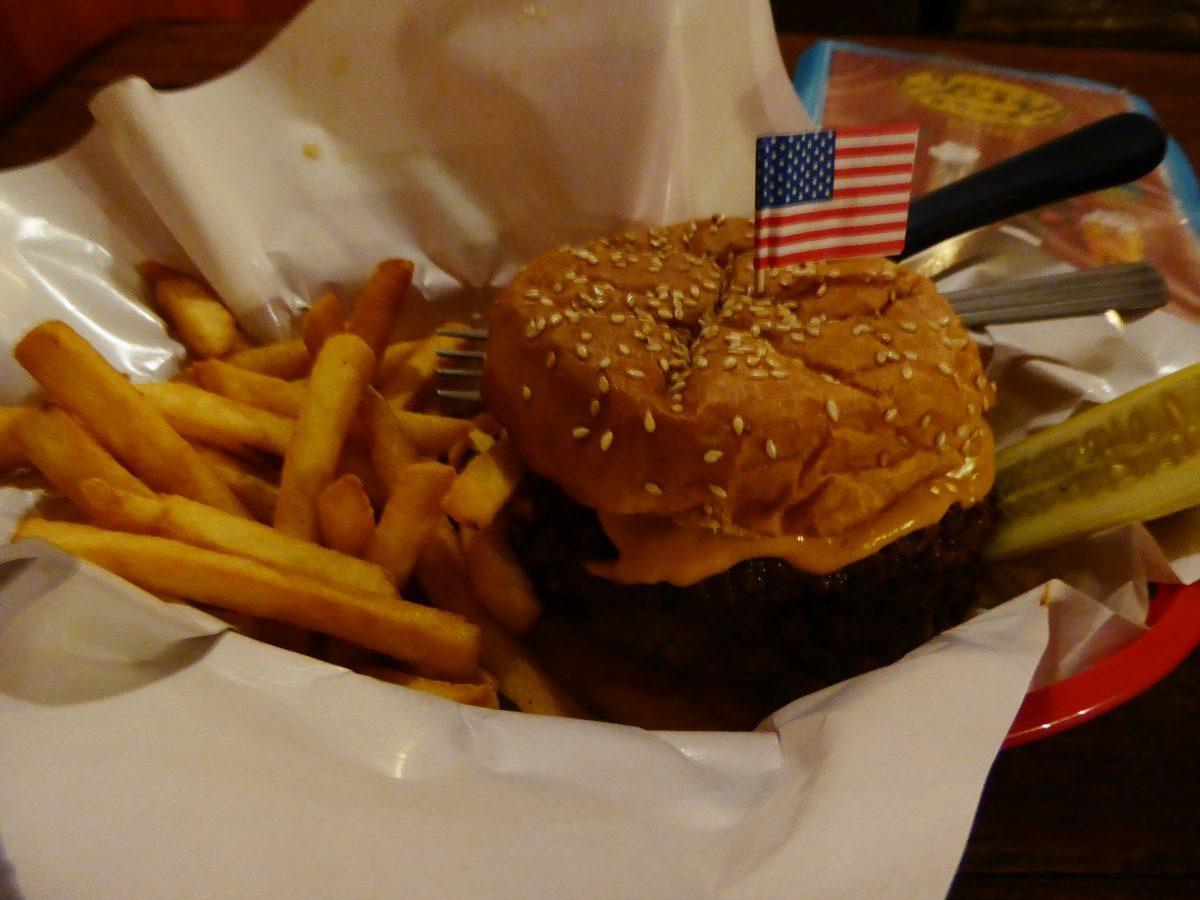 Best Burgers in Bangkok