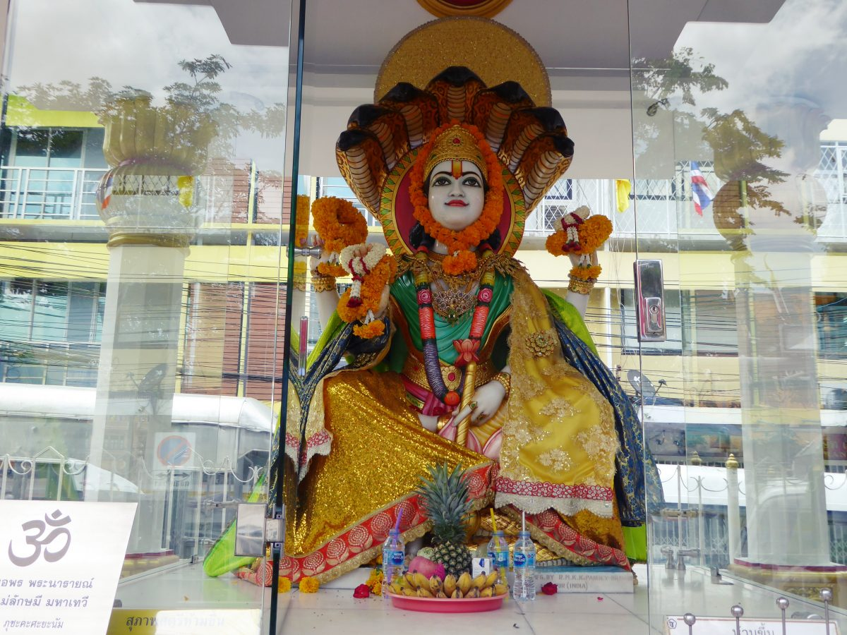 Vishnu Shrine in Bangkok