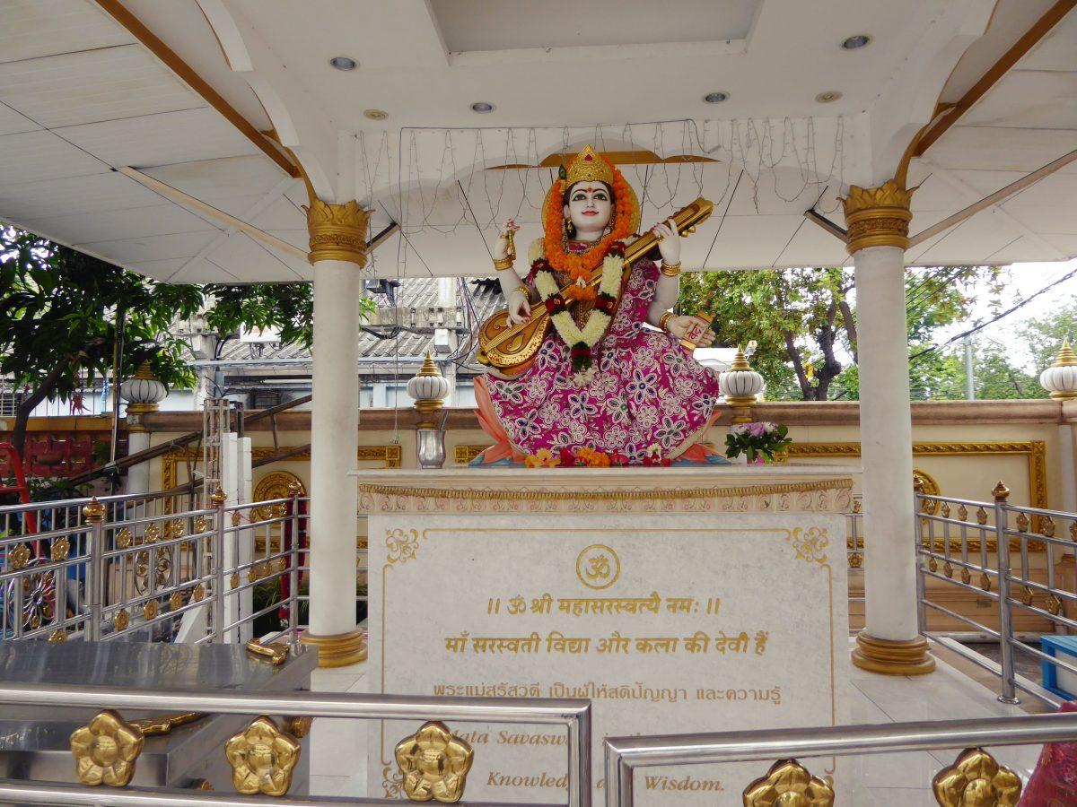 Dev Mandir Temple in Bangkok