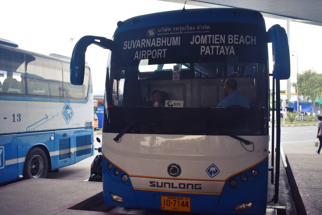 Bus Terminal Suvarnabhumi