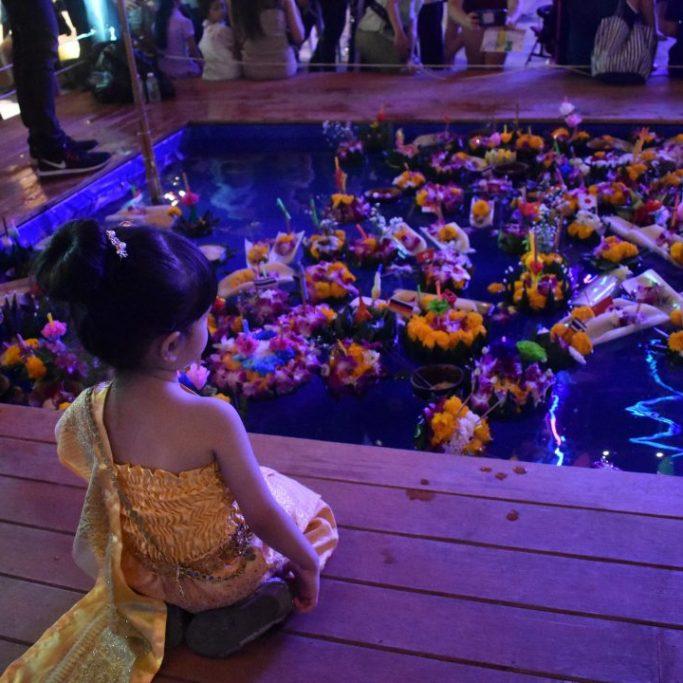 Loy Krathong Bangkok 2019
