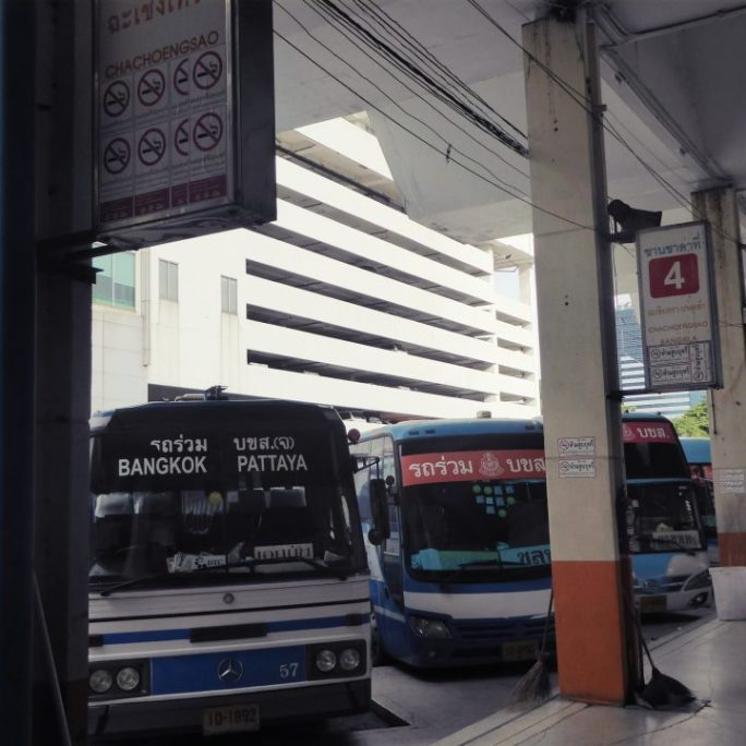 Ekkamai Bus Station